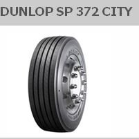 Dunlop 275/70 R22,5 SP372 CITY HL 150J/152E TL M+S