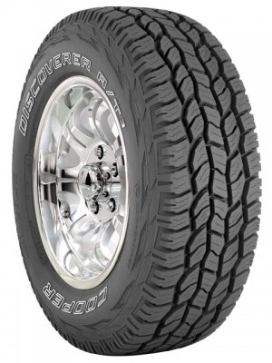 Cooper 205/80 R16 DISCOVERER A/T3 104T XL