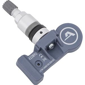 S0A107	Senzor TPMS	ALCAR Single CLAMP-IN ( Dacia, Nissan, Renault, Opel, Smart )