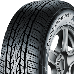 CONTINENTAL 225/65R17 102H FR ContiCrossContact LX 2