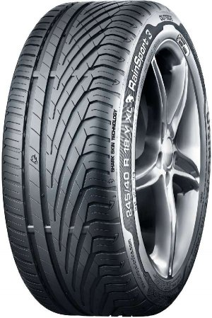 UNIROYAL 195/55R16 87H RainSport 3